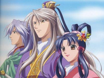 Dessins animés : Saiunkoku monogatari