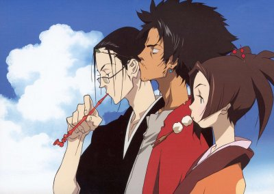 Dessins animés : Samourai Champloo