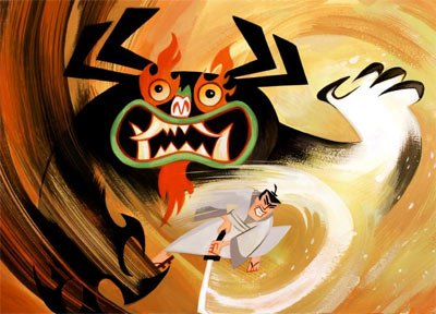 Dessins animés : Samuraï Jack