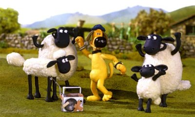 Dessins Animés : Shaun le mouton (Shaun the Sheep)