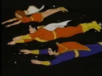 Dessins animés : Shazam!