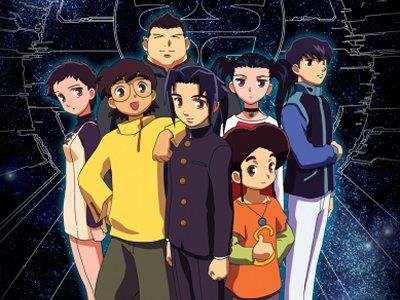 Dessins animés : Shingu (Gakuen Senki Muryou)