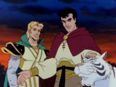Dessins Animés : Siegfried & Roy: Masters of the Impossible