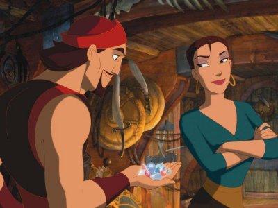 Dessins animés : Sinbad : La Légende des sept mers