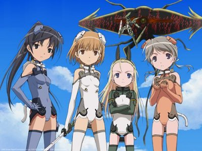 Dessins animés : Sky Girls