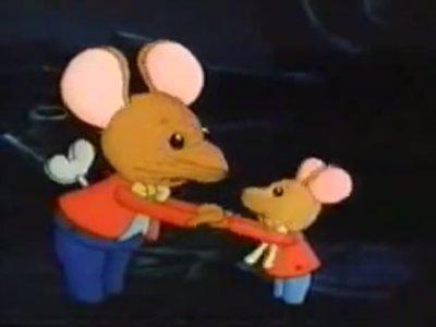Dessins Animés : Souris père et fils (The Mouse and his Child)
