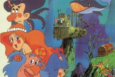 Dessins animés : Sous la bannière de Neptune