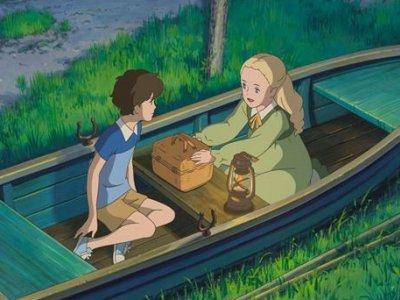 Dessins animés : Souvenirs de Marnie