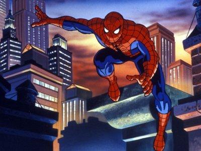 Dessins Animés : Spider-Man, l'homme-araignée