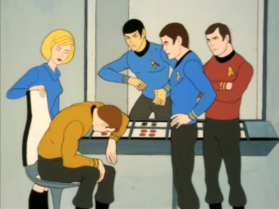 Dessins animés : Star Trek