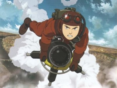Dessins animés : Steamboy