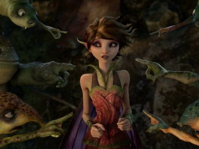Dessins animés : Strange Magic