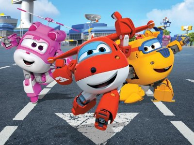 Dessins Animés : Super Wings