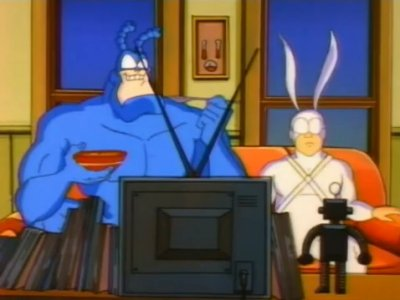 Dessins animés : Super Zéro (The Tick)
