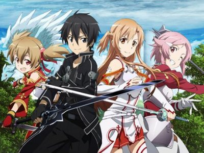 Dessins animés : Sword Art Online (Sōdo āto onrain)