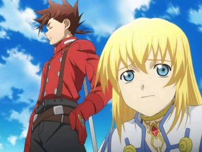 Dessins animés : Tales of Symphonia