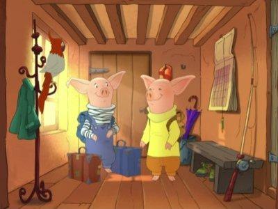 Dessins animés : Tam Tam et Piko
