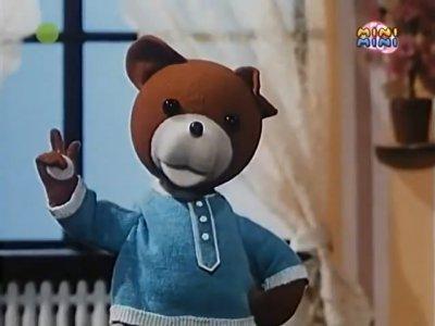 Dessins animés : Teddy (Mis Uszatek)
