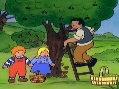 Dessins animés : Teo y su familia (Teo et sa famille)