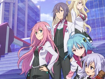 Dessins animés : The Asterisk War (Gakusen toshi Asutarisuku)
