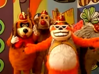 Dessins animés : The Banana Splits