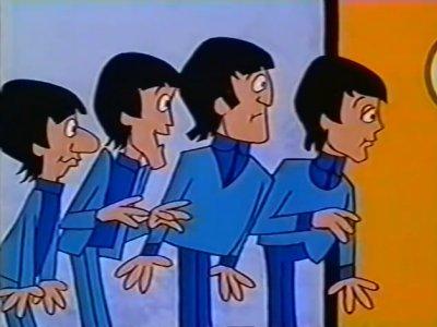Dessins animés : The Beatles