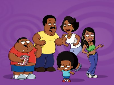 Dessins animés : The Cleveland Show