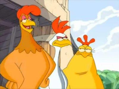 Dessins Animés : The Foxbusters