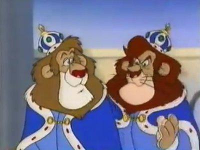 Dessins animés : The Jungle King
