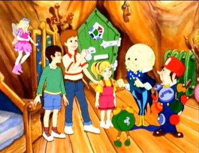 Dessins animés : The Magic of the Faraway Tree
