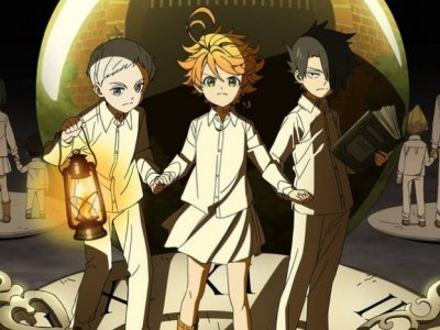 Dessins Animés : The Promised Neverland (Yakusoku no Neverland)