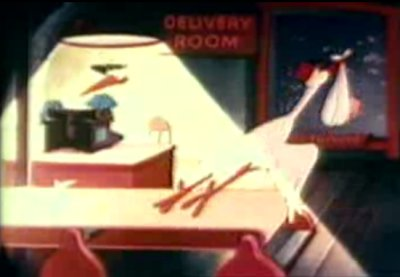 Dessins animés : The Stork Market