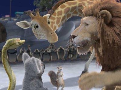 Dessins Animés : The Wild