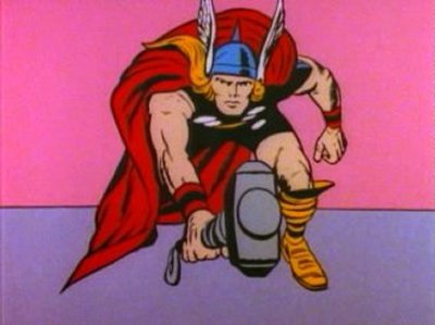 Dessins animés : Thor (The mighty Thor)