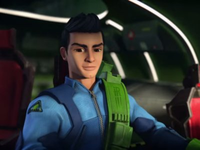 Dessins Animés : Thunderbirds Are Go