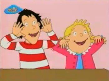 Dessins animés : Tomtom et Nana