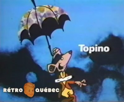 Dessins Animés : Topino