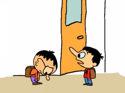 Dessins animés : Toto (de Serge Bloch)