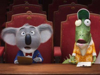Dessins animés : Tous en scène