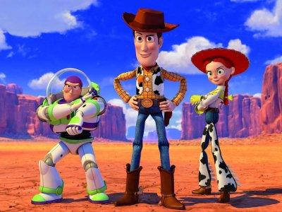 Dessins Animés : Toy Story 2 (Toy Story 2 - Pixar)