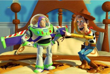 Dessins animés : Toy Story (Pixar)