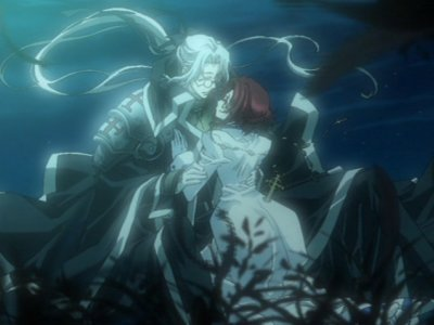 Dessins animés : Trinity Blood