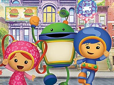 Dessins animés : Umizoomi