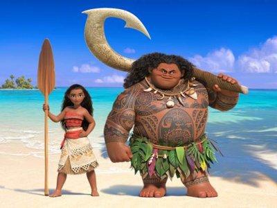 Dessins animés : Vaiana, la légende du bout du monde (Walt Disney)