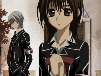 Dessins animés : Vampire Knight