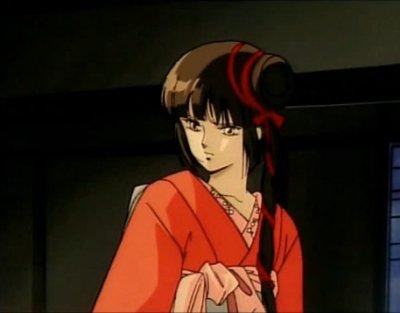 Dessins animés : Vampire Princesse Miyu