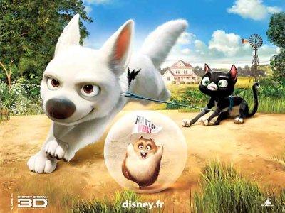 Dessins animés : Volt, star malgré lui (Walt Disney)