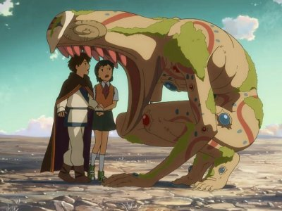 Dessins animés : Voyage vers Agartha