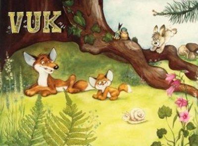 Dessins animés : Vuk le petit renard