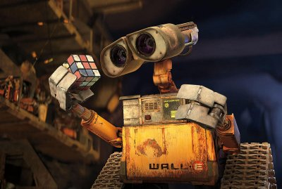 Dessins animés : Wall-E (Pixar)